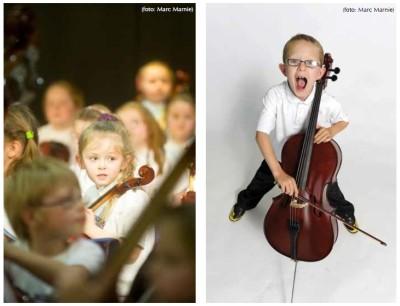 Raploch (Stirling). Der musikk endrer barns liv.
