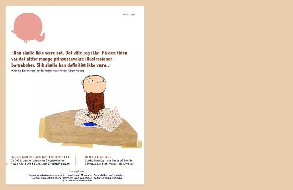 Kulturmagasinet Q 2014 - utgave 19