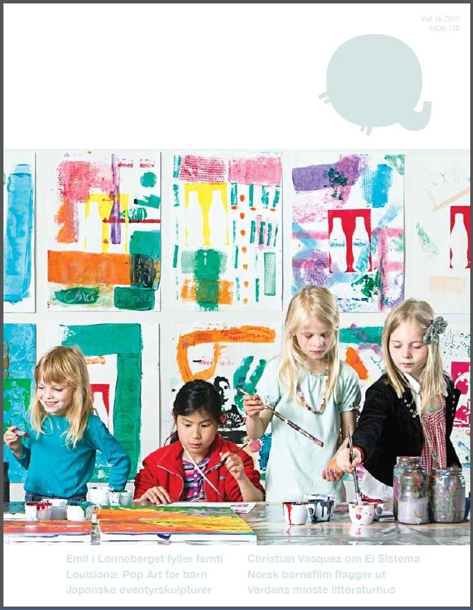 Kulturmagasinet Q (april 2013)